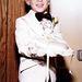 Szintén ő, szintén 1981-ben, de most egy esküvőn