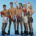 A Take That 1991-ben. Howard Donald balról a második