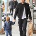 Orlando Bloom és fia, Flynn