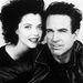 8. Annette Bening és Warren Beatty – így néztek ki 1991-ben, a Bugsy című film idején. Egy évvel később összeházasodtak