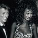 2. David Bowie és Iman – a rockikon és a szupermodell 1992-ben házasodott össze, ez a kép 1991-ben készült róluk