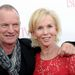Sting és Trudy Styler 21 évvel később