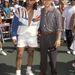 Richard Grieco 1991-ben, Christian Slaterrel egy jótékonysági sporteseményen