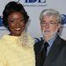 George Lucas június 22-én házasodott össze Mellody Hobsonnal, aki a Csillagok háborúja-filmek atyjának a második felesége