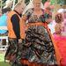 Mama June és Sugar Bear május 5-én fogadtak egymásnak hűséget. Az amerikai realitysztár-mezőny legalját képviselő pár az eseményt nem is esküvőnek nevezte, hanem fogadalmi ceremóniának. Külön posztunk van róluk, kattintson érte ide!