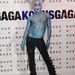 Ő egy vendég volt Lady Gaga ArtRave nevű partiján