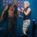 Pink egy kigyúrt táncosával turné közben