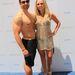 Eddie Judge amerikai tévés személyiség menyasszonyával, Tamra Barney-val