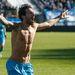 Miguel Danny az FC Zenit St. Petersburgból örvend