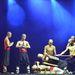 Róluk nem sok érdekeset közöl a képügynökség: kínai művészek, előadásuk címe a Kung fu legendája