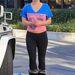 Britney Spears a fiújával, David Lucadóval sétálgatott Beverly Hillsben