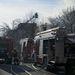 Helyszíni képeink a XIII. kerületi gázrobbanásról