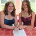 Rhi és Kelly az esküvő napján – drasztikus közöttük a különbség