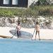 Tom Brady és Gisele Bündchen kiszállnak a parton