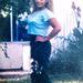 Adriana Peral kaliforniai kamaszlányként