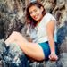Adriana Peral kaliforniai fiatalként