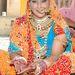 Adriana Peral indiai menyasszonyként