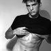 Ashton Kutcher egyik első modellmunkája, 16 éves korában
