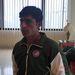 A pakisztáni Muhammad Karim még csak 18 éves, de ez lesz a második olimpiája, amin részt vesz. 15 évesen sikerült kvalifikálnia magát Vancouverbe. Műlesiklásban és óriás-műlesiklában képviseli majd a hazáját.