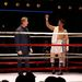 Sylvester Stallone és Andy Karl a ringben