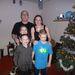 Egy karácsonyi fotó, szintén a háromgyerekes korszakból