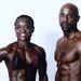Daveon Hill szülei, Latasha és Troy – ők maguk is testépítők, őket látva kezdett el a fiú edzeni