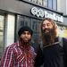 Törökországban ezzel a líbiai származású férfival is összehasonlították a szakállaikat