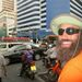A bangkoki forgalomban