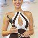 Irina Shayk nagyon örül a díjánakIrina Shayk nagyon örül a díjának