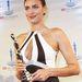 Irina Shayk nagyon örül a díjának