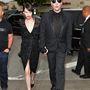 Marilyn Manson a csinos csajával, Lindsay Usich-csel érkezett Johnny Depp új filmjének bemutatójára