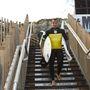 Ő pedig Brazíliából érkezett – eddig tartottak a profi szörfösök