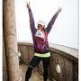 Németh Dorottya fitness világbajnok is felért a csúcsra
