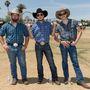 Ők viszont tényleg autentikus cowboyoknak néznek ki
