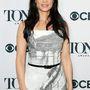 Lucy Liu a Tony Awards színházi díjátadó jelöltjeinek ismertetésén
