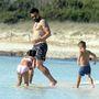 A Paris Saint-Germain játékosa az Ibiza melletti szigeten töltötte a hosszú hétvégét