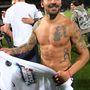 Lavezzi tavaly májusban az Olympique Lyonnais ellen