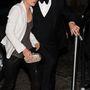 Hugh Dancy (színész, például a Hannibal című sorozatban) és neje, Claire Danes mintha elkéstek volna