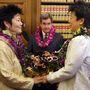 Ők San Franciscóban házasodtak össze 2008-ban, az elsők között