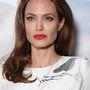 Angelina Jolie a Demóna londoni bemutatóján