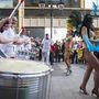 Valódi karneváli hangulatot varázsoltak a Z-Drums dobosai, tényleg