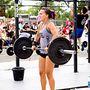 Meghan Umphres Leatherman imádja a CrossFitet, úgy dobálja a súlyokat, mint más a strandlabdát.