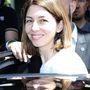 Sofia Coppola rendező egy másik taxiba szállt be