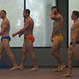 Így fürdőznek a Manly Sea Eagles játékosai