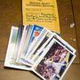 és a baseball kártya gyűjtemény