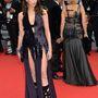 Május 17-én ebben a szettben vezette fel Cannes-i szereplését