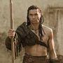 Manu Bennett, mint Crixus