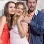 Emma Fuhrmann, Drew Barrymore és Adam Sandler