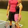 Ez nem most volt, hanem még márciusban, de így néznek ki ők együtt, ha teniszeznek
