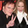 2012: Quentin Tarantino és Uma Thurman a Django elszabadul egyik bemutatóján